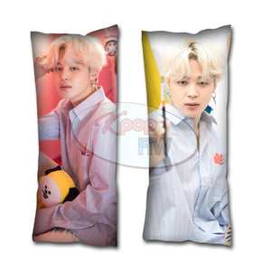 [BTS] White Day Jimin Body Pillow Style 2 - Kpop FTW