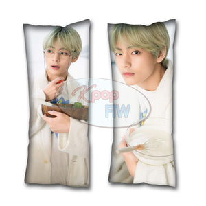 [BTS] White Day V Taehyung Body Pillow Style 2 - Kpop FTW