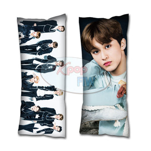 [NCT 127] Wakey-Wakey Mark Body Pillow - Kpop FTW