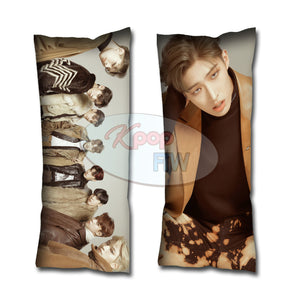 Kpop Ateez Zero To One Mingi Body Pillow // Kpop Body Pillow // Atiny - Kpop FTW
