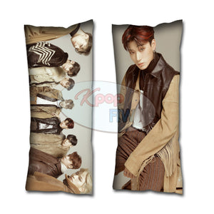 san ateez pillow