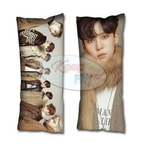 Kpop Ateez Zero To One Yunho Body Pillow // Kpop Body Pillow // Atiny - Kpop FTW