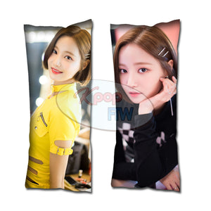 [MOMOLAND] I'M SO HOT Yeonwoo Body Pillow Style 2 - Kpop FTW