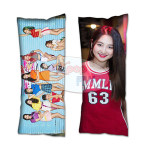 [MOMOLAND] FUN TO THE WORLD Taeha Body Pillow - Kpop FTW