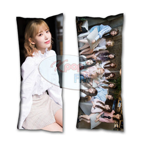 [IZONE] Heart Iz Sakura Body Pillow - Kpop FTW