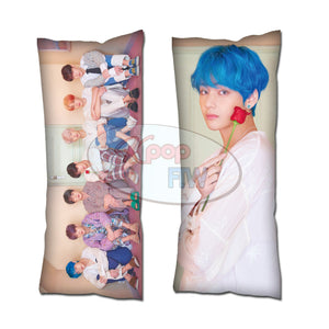 [BTS] Map of the Soul: Persona V Body Pillow - Kpop FTW