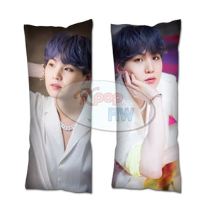 [BTS] Boy With Luv Suga Body Pillow Style 2 - Kpop FTW