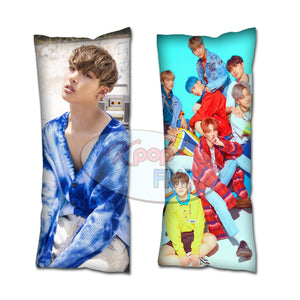 Kpop Ateez Treasure One to All Mingi Body Pillow // Kpop Body Pillow // Atiny - Kpop FTW