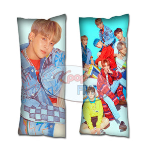 Kpop Ateez Treasure One to All Jongho Body Pillow // Kpop Body Pillow // Atiny - Kpop FTW