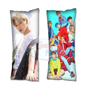 Kpop Ateez Treasure One to All San Body Pillow // Kpop Body Pillow // Atiny - Kpop FTW
