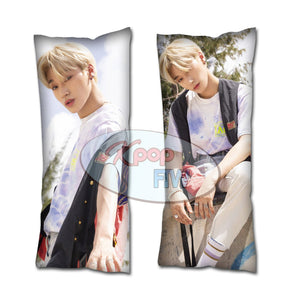 [ATEEZ] TREASURE: ONE TO ALL San Body Pillow Style 2 - Kpop FTW