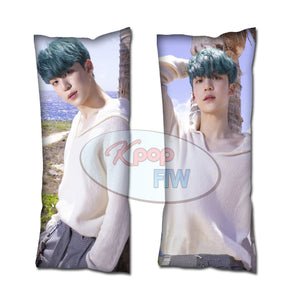 Kpop Ateez Treasure One to All Yunho Body Pillow Style 2// Kpop Body Pillow // Atiny - Kpop FTW
