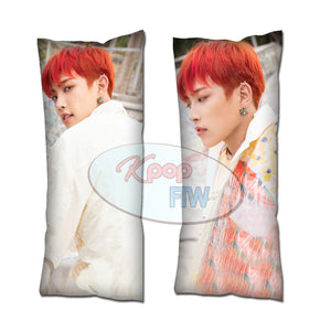 Kpop Ateez Treasure One to All HongJoong Body Pillow Style 2 // Kpop Body Pillow // Atiny - Kpop FTW