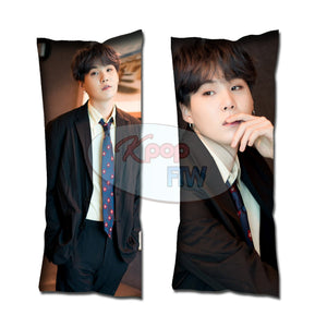 [BTS] BMAs 2019 Suga Body Pillow Style 2 - Kpop FTW