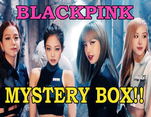 BLACKPINK Mystery Box | Kpop Mystery Box | 2019 Kpop Mystery Box Grab Bag | Christmas Gift for BLINKS |  Surprise Box | Fast Shipping - Kpop FTW