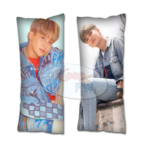 [ATEEZ] TREASURE: ONE TO ALL Jongho Body Pillow Style 2 - Kpop FTW