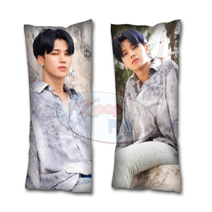 Kpop Ateez Treasure One to All Wooyoung Body Pillow Style 2// Kpop Body Pillow // Atiny - Kpop FTW