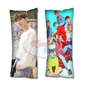 Kpop Ateez Treasure One to All Yeosang Body Pillow // Kpop Body Pillow // Atiny - Kpop FTW