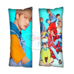 Kpop Ateez Treasure One to All Seonghwa Body Pillow // Kpop Body Pillow // Atiny - Kpop FTW