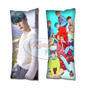 Kpop Ateez Treasure One to All Yunho Body Pillow // Kpop Body Pillow // Atiny - Kpop FTW