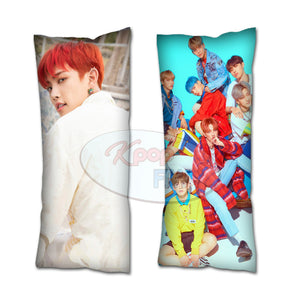 Kpop Ateez Treasure One to All HongJoong Body Pillow // Kpop Body Pillow // Atiny - Kpop FTW