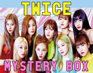TWICE Mystery Box DELUXE | Kpop Mystery Box | 2019 Kpop Mystery Box Grab Bag | Christmas Gift for Onces | Surprise Box | Fast Shipping - Kpop FTW