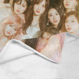 [TWICE] FEEL SPECIAL Blanket - Kpop FTW