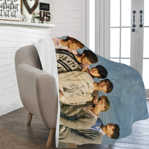 [IKON] Fleece Blanket - Kpop FTW