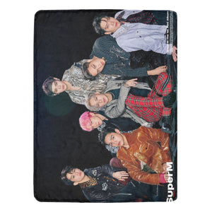 [Super M] Blanket Dark Version - Kpop FTW