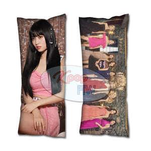 [TWICE] 'Feel Special' Momo Body Pillow Style 3 - Kpop FTW