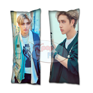[STRAY KIDS] 'Double Knot' Bang Chan Body Pillow Style 2 / KPOP Body pillow / Dakimakura / Christmas Gift For Kpop fans / - Kpop FTW