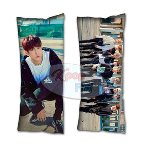 [STRAY KIDS] 'Double Knot' Changbin Body Pillow - Kpop FTW