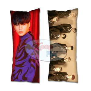Kpop ATEEZ All to Action Jongho Body Pillow // Jong Ho //  KPOP Body Pillow // Atiny // Christmas Gift For Kpop Fans - Kpop FTW