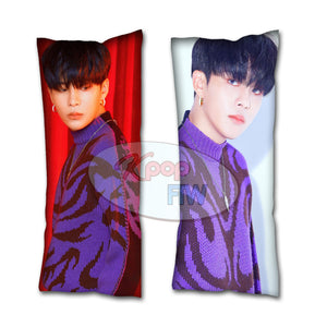 Kpop ATEEZ All to Action Jongho Body Pillow Style 2 // Jong Ho //  KPOP Body Pillow // Atiny // Christmas Gift For Kpop Fans - Kpop FTW