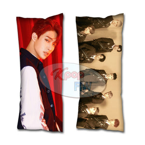 [ATEEZ] ALL TO ACTION Mingi Body Pillow - Kpop FTW