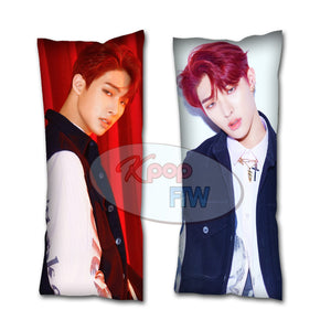 Kpop ATEEZ All to Action Mingi Body Pillow Style 2 // Min Gi //  KPOP Body Pillow // Atiny // Christmas Gift For Kpop Fans - Kpop FTW