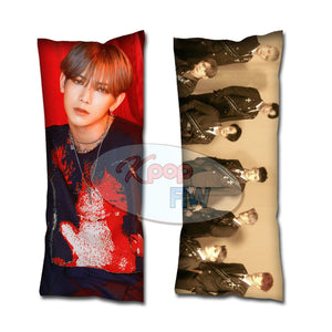 Kpop ATEEZ All to Action Yeosang Body Pillow // Ateez Yeo Sang // KPOP Body Pillow // Atiny // Christmas Gift For Kpop Fans - Kpop FTW