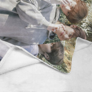 [TXT] Fleece Blanket - Kpop FTW