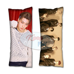 Kpop ATEEZ All to Action San Body Pillow // Ateez San // KPOP Body Pillow // Atiny // Christmas Gift For Kpop Fans - Kpop FTW