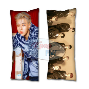 [ATEEZ] ALL TO ACTION Wooyoung Body Pillow // Ateez Woo Young // KPOP Body Pillow // Atiny // Christmas Gift For Kpop Fans - Kpop FTW