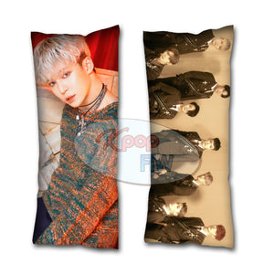 Kpop ATEEZ All to Action Yunho Body Pillow // Ateez Yun Ho // KPOP Body Pillow // Atiny // Christmas Gift For Kpop Fans - Kpop FTW