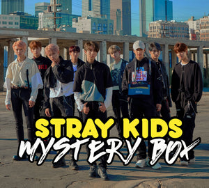 Deluxe Stray Kids Mystery Box | Christmas Gift for KPOP Fans  | Surprise Box | Fast Shipping - Kpop FTW