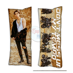 [EXO] TEMPO 'Don't Mess Up My Tempo' Kai Body Pillow - Kpop FTW
