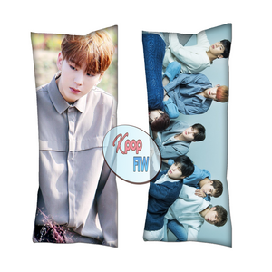 [MONSTA X] KIHYUN BODY PILLOW - Kpop FTW