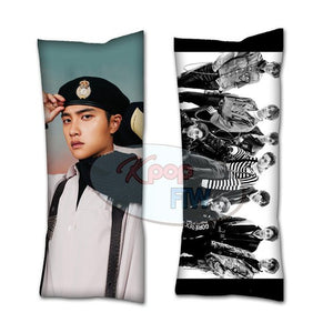 [EXO] TEMPO 'Don't Mess Up My Tempo' D.O/Kyungsoo Body Pillow - Kpop FTW