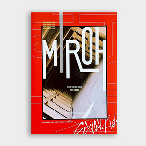 [STRAY KIDS] Mini Album CLE 1: MIROH - Kpop FTW
