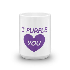 [BTS] I PURPLE YOU MUG - Kpop FTW