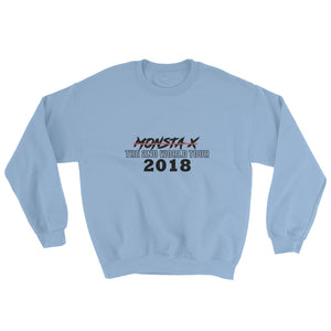 [MONSTA X] WORLD TOUR 2018 SWEATER