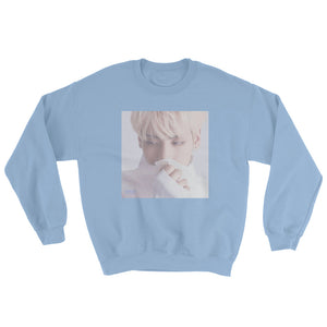 "[SHINEE] JONGHYUN ANGEL ""Always Be With You"" CREWNECK SWEATER"