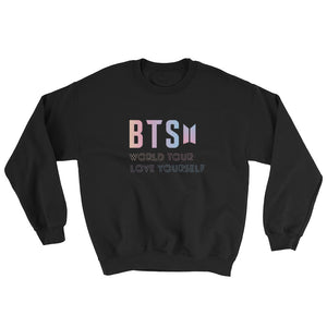 BTS World Tour 2018 Sweater - Kpop FTW